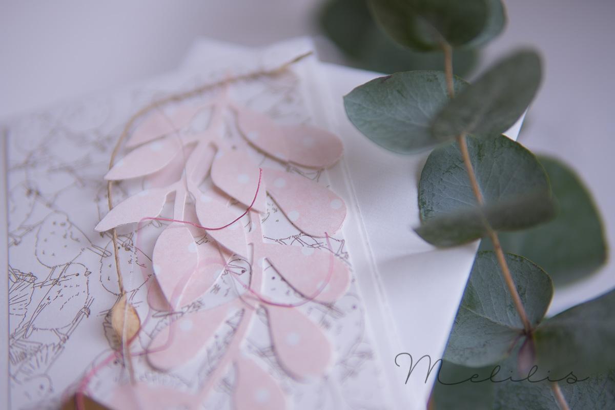 Bouquet de Feuillage von Sizzix #662605