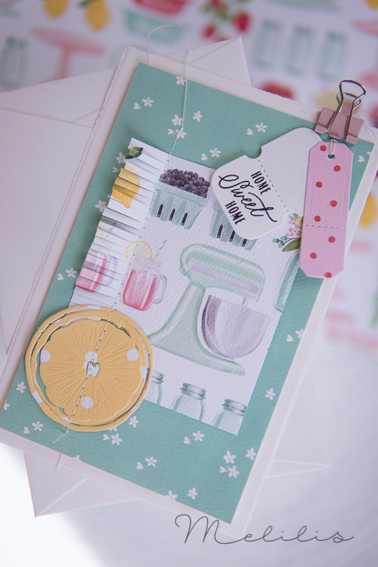 Küchenpost Carta Bella