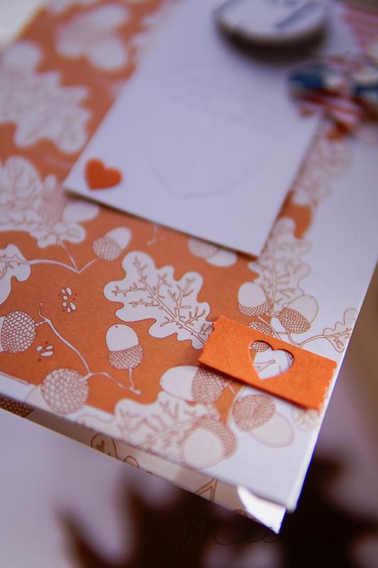 Tasche aus Papier
