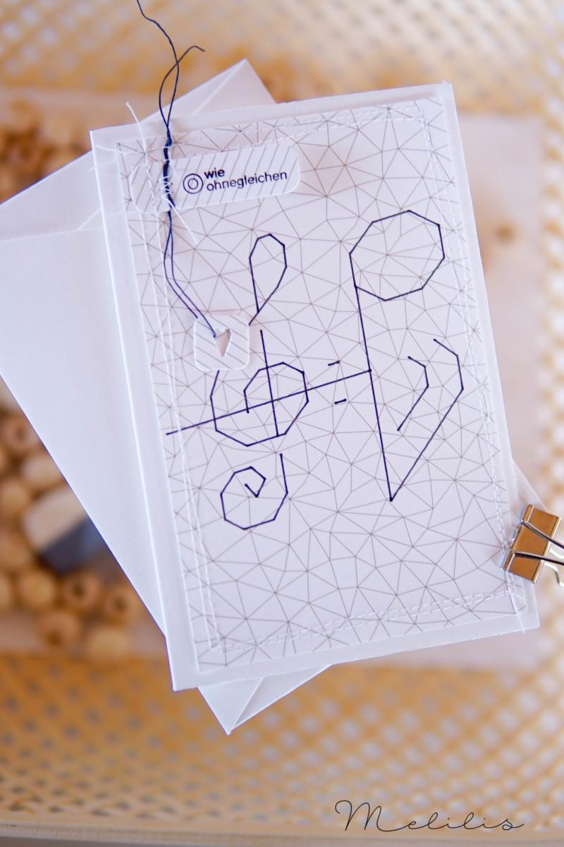 Geometrical Cards