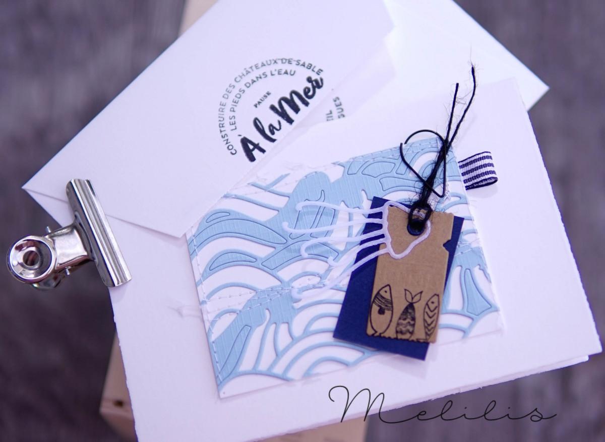 À la Mer... maritim blue